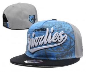 Memphis Grizzlies UVC7GJ24 Casquettes d'équipe de NBA Prix d'usine