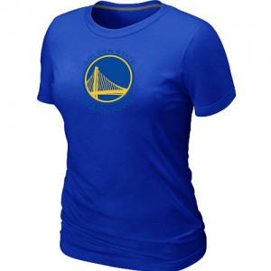Tee-Shirt Bleu Big & Tall Golden State Warriors - Femme