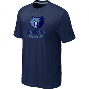Tee-Shirt NBA Marine Memphis Grizzlies Big & Tall Homme