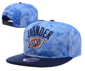 Oklahoma City Thunder M8FHYTU6 Casquettes d'équipe de NBA