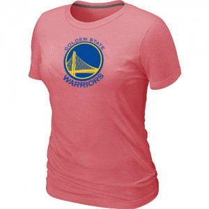 Tee-Shirt NBA Rose Golden State Warriors Big & Tall Femme