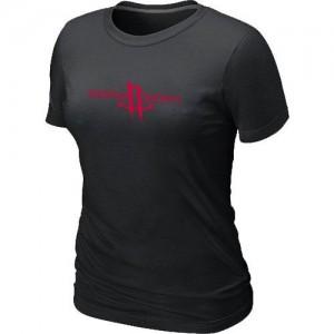 Houston Rockets Big & Tall Noir Tee-Shirt d'équipe de NBA Remise - pour Femme