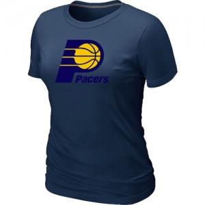 Indiana Pacers Big & Tall Marine Tee-Shirt d'équipe de NBA Expédition rapide - pour Femme
