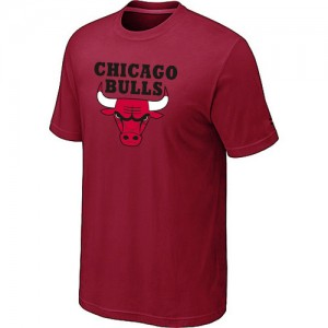 Tee-Shirt NBA Rouge Chicago Bulls Big & Tall Homme