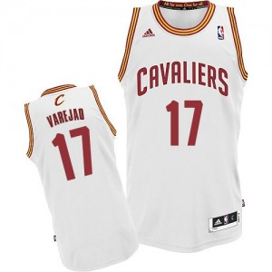Maillot Swingman Cleveland Cavaliers NBA Home Blanc - #17 Anderson Varejao - Homme