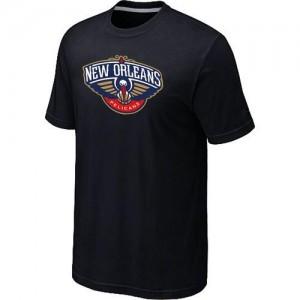 Tee-Shirt NBA Noir New Orleans Pelicans Big & Tall Homme