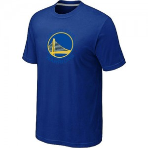 Tee-Shirt NBA Golden State Warriors Big & Tall Bleu - Homme
