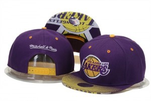 Snapback Casquettes Los Angeles Lakers NBA MVTS8Q48