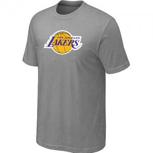 Tee-Shirt NBA Los Angeles Lakers Gris Big & Tall - Homme