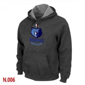 Pullover Sweat à capuche Memphis Grizzlies NBA Gris foncé - Homme