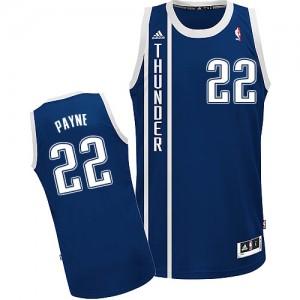 Maillot Swingman Oklahoma City Thunder NBA Alternate Bleu marin - #22 Cameron Payne - Homme