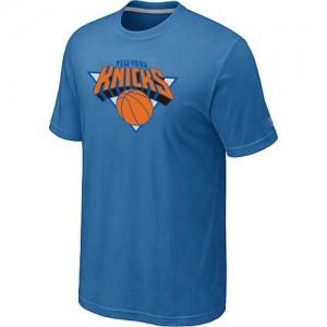 Tee-Shirt Bleu clair Big & Tall New York Knicks - Homme