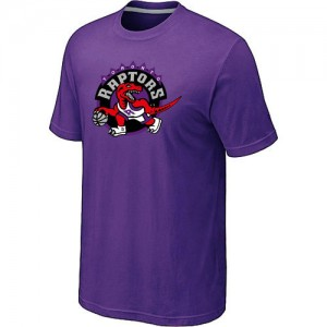 Tee-Shirt NBA Toronto Raptors Violet Big & Tall - Homme